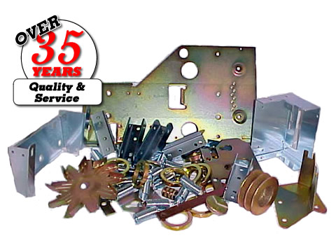 Over 35-Years Quality and Service - Zinc Plated Parts